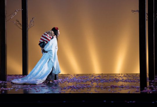 "Lyric Opera of Kansas City's Traditional ""Madama Butterfly"" Transforms as Opera of Our Time"