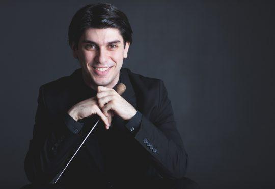 Aram Demirjian Returns to KC to Conduct Handel's 'Messiah'