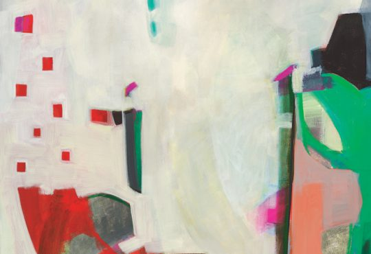 """NUANCE: Recent Paintings by Sherry Cromwell-Lacy,"" Leedy-Voulkos Art Center"