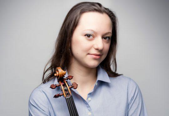 Honors: Maria Ioudenitch