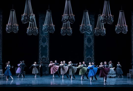 "Can't Buy Me Love: Kansas City Ballet's ""Lady of the Camellias"""