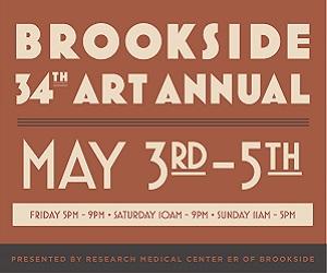 Brookside Art Annual – Sidebar