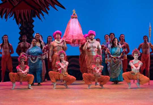 "Lyric Opera of Kansas City's luminous ""The Pearl Fishers"" resonates with modern imagination."
