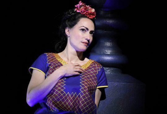 An Actress, an Artist and a Mystical Quest: 'Frida' at KC Rep