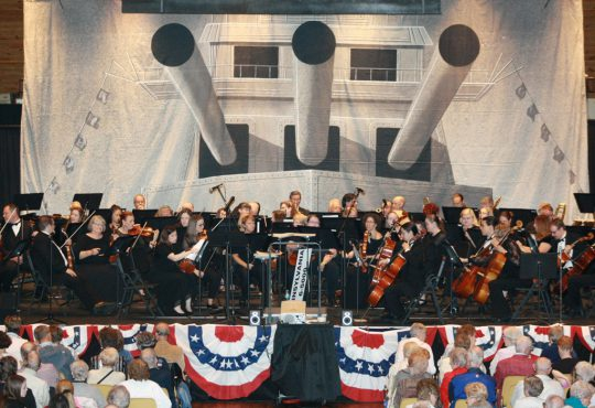 """Lee's Summit Symphony Ends Season with """"Swing"""""""