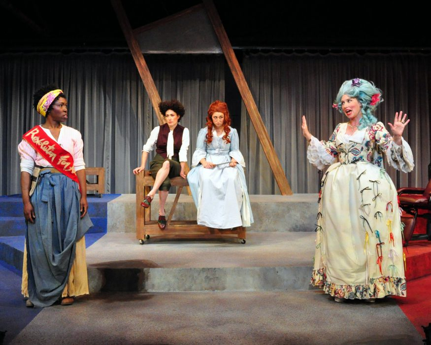 Unicorn Theatre production photo
