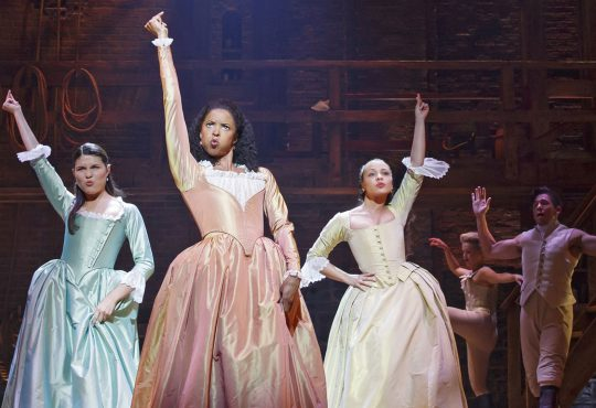"Reneé Elise Goldberry from ""Hamilton"" comes Helzberg Hall September 28"