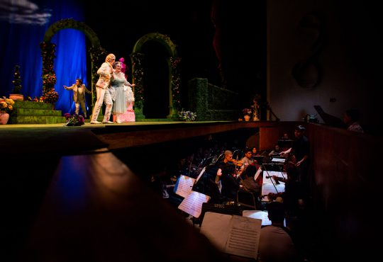 Arts News: Name Change Signals Big Changes Ahead for UMKC Conservatory