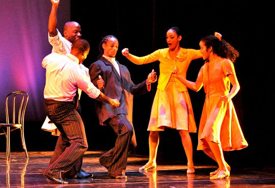 """Wylliams/Henry Contemporary Dance Company Presents """"Southern Exposure"""""""