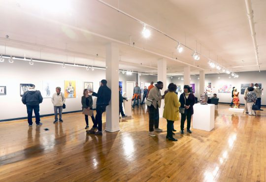 A Refocused First Fridays