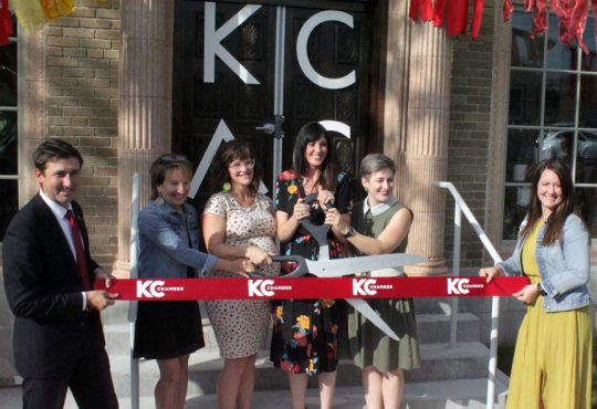 Arts News: Kansas City Artists Coalition Sets Ambitious Goals in New Location
