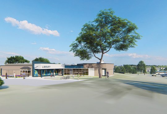 """Library Makes Use of New Levy Funds: """"This Allows Us to Evolve With the Community"""""""