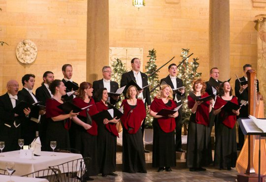"Kansas City Chorale's ""A Ceremony of Carols"" is Joyful and Sophisticated."