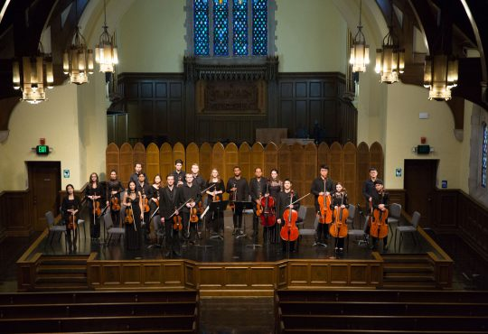 Park ICM Orchestra Offers Free Concert March 20th