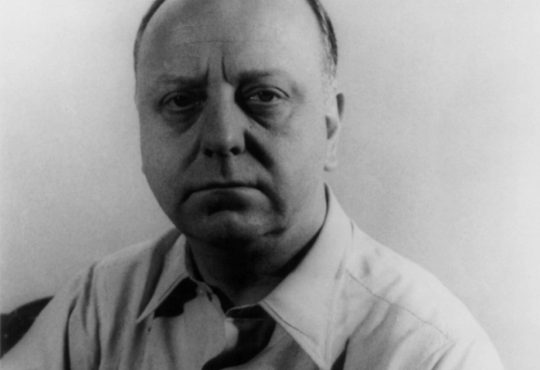 American composer and Kansas City native Virgil Thomson is the subject of a forthcoming PBS documentary by veteran filmmakers James Arntz and John Paulson working with KC-based producer Aimee Larrabee. (Carl Van Vechten Photographs Collection at the Library of Congress)