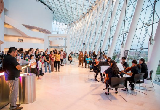 Come Young, Come All: Kauffman Center Connects Youth to the Arts