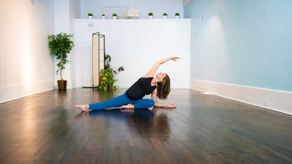 Lisa Ash Dracket, Founder of Westport Yoga KC