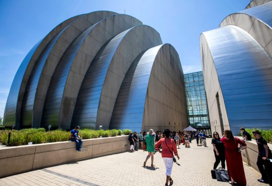 In Person and Online, the Kauffman Center Connects the Community to the Arts