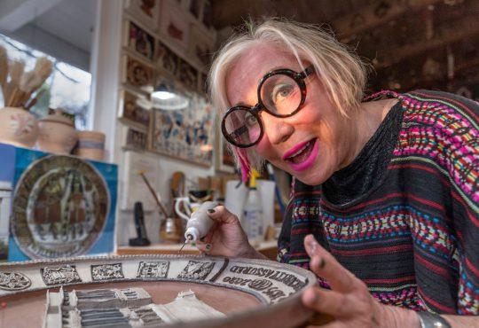 The Artful Life of Irma Starr