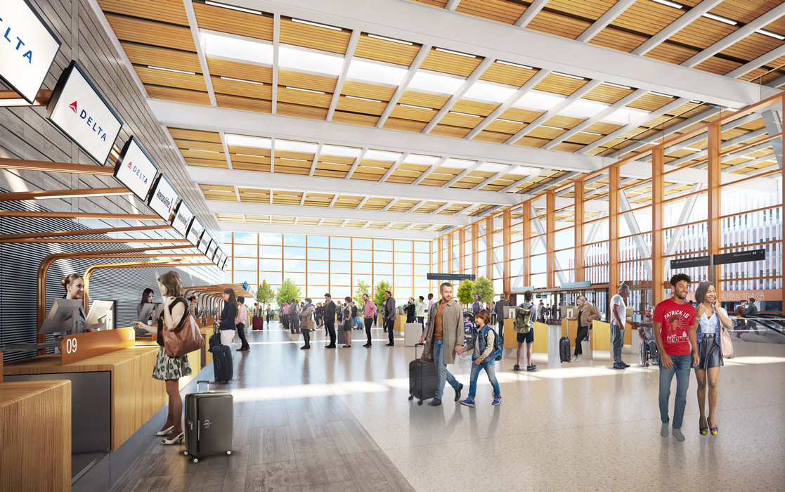 KCAI proposed interior