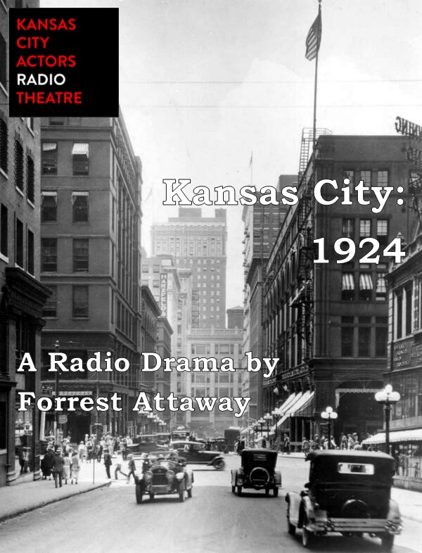 KCAT is producing an original radio drama about KC's rowdy past