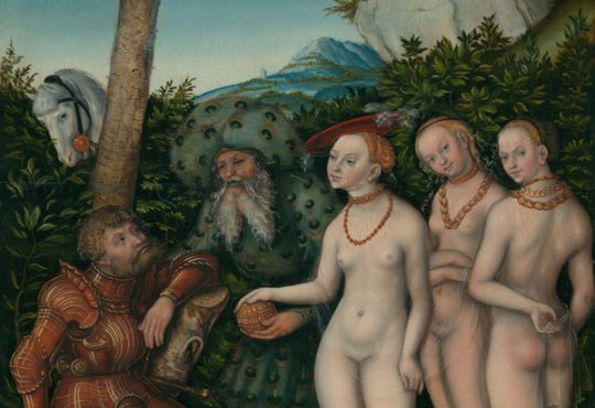 Perfectly Imperfect: Cranach, Dürer and the Renaissance Nude