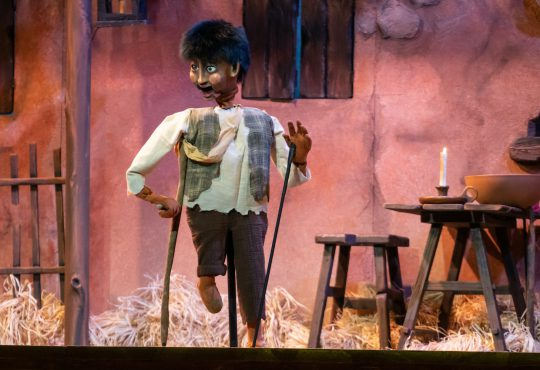 """Lyric Opera Scores With an Affecting Virtual Production of """"Amahl and the Night Visitors"""""""