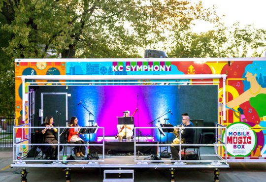 Kansas City Symphony's Free Outdoor Concerts Bring Classical Music to a Metro-Wide Audience
