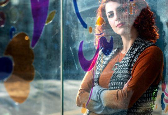 Artist to Watch: Nazanin Amiri Meers