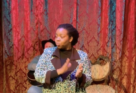 """Music Becomes Common Ground in KC Black Rep's """"Texas in Paris"""""""