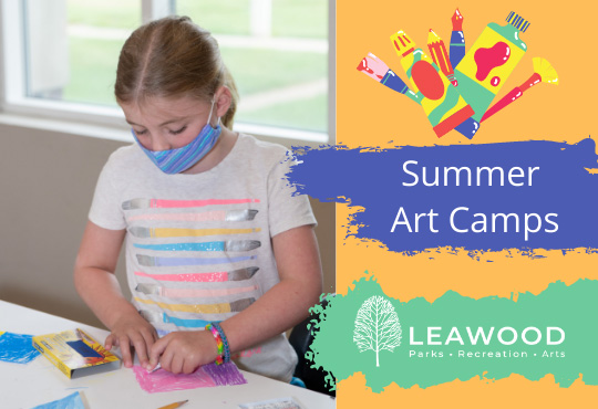 Summer Art Camps - Leawood