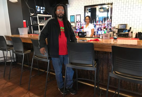 Terance Williams: A Champion of Poetry at 18th & Vine