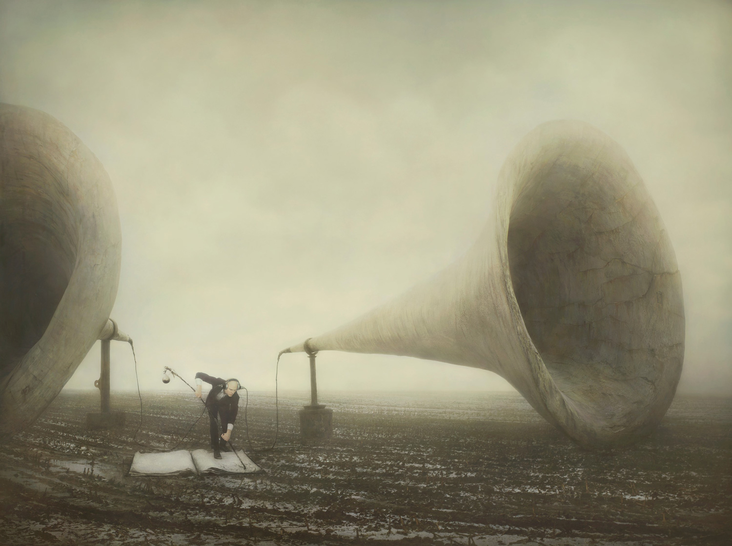 """Robert and Shana ParkeHarrison, """"First of May"""" (2015) (courtesy of Catherine Edelman Gallery, Chicago, Ill.)"""